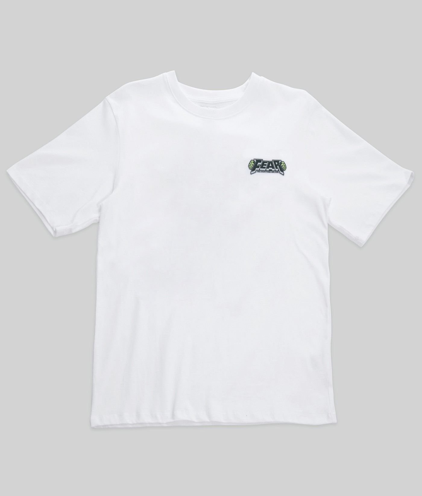 FEAR 69 CLAWS TEE (WHITE)