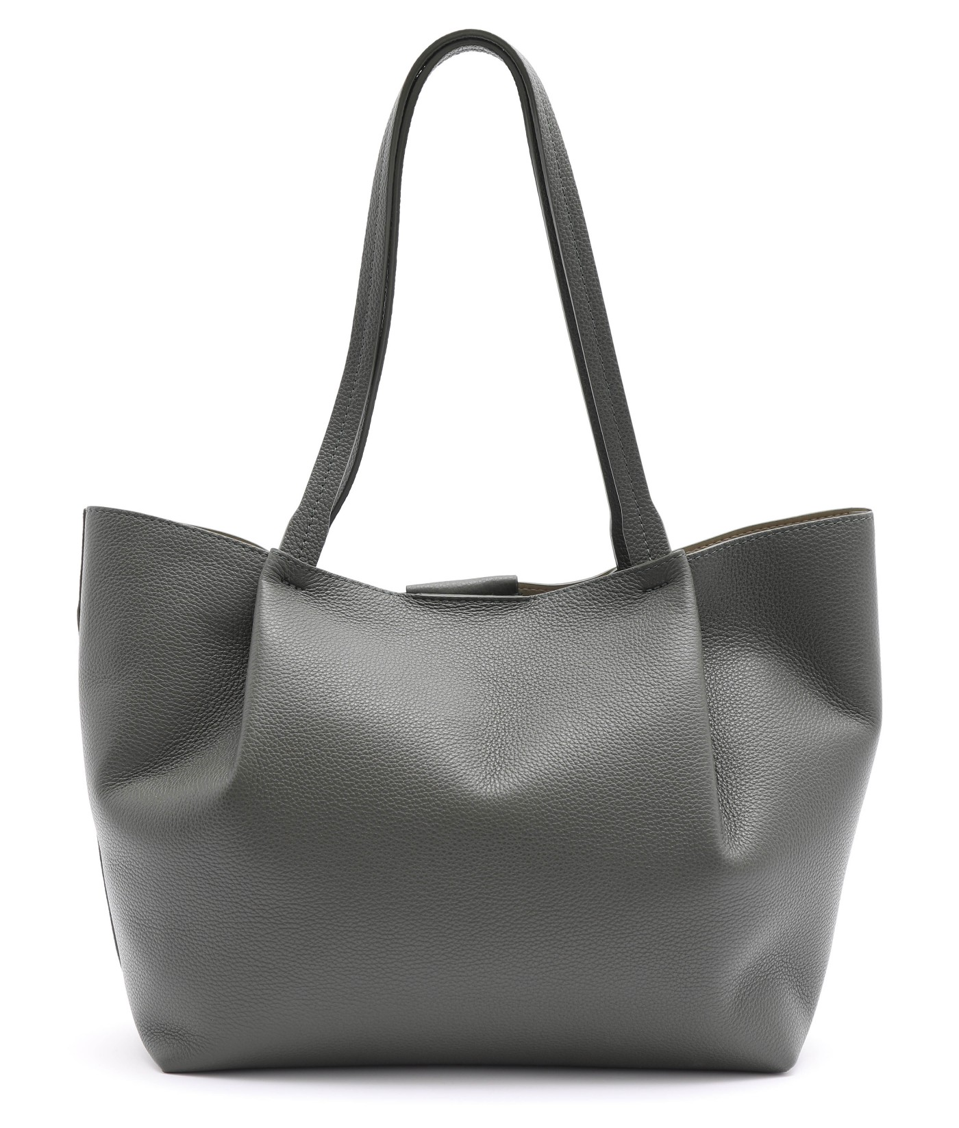 GOIAS SIGNATURE LARGE TOTE (FOREST GREEN)
